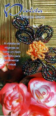 VIOLETAS DE MISSANGAS