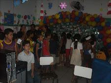 Projeto presente na VII Mostra Cultural da Escola Dom Bosco