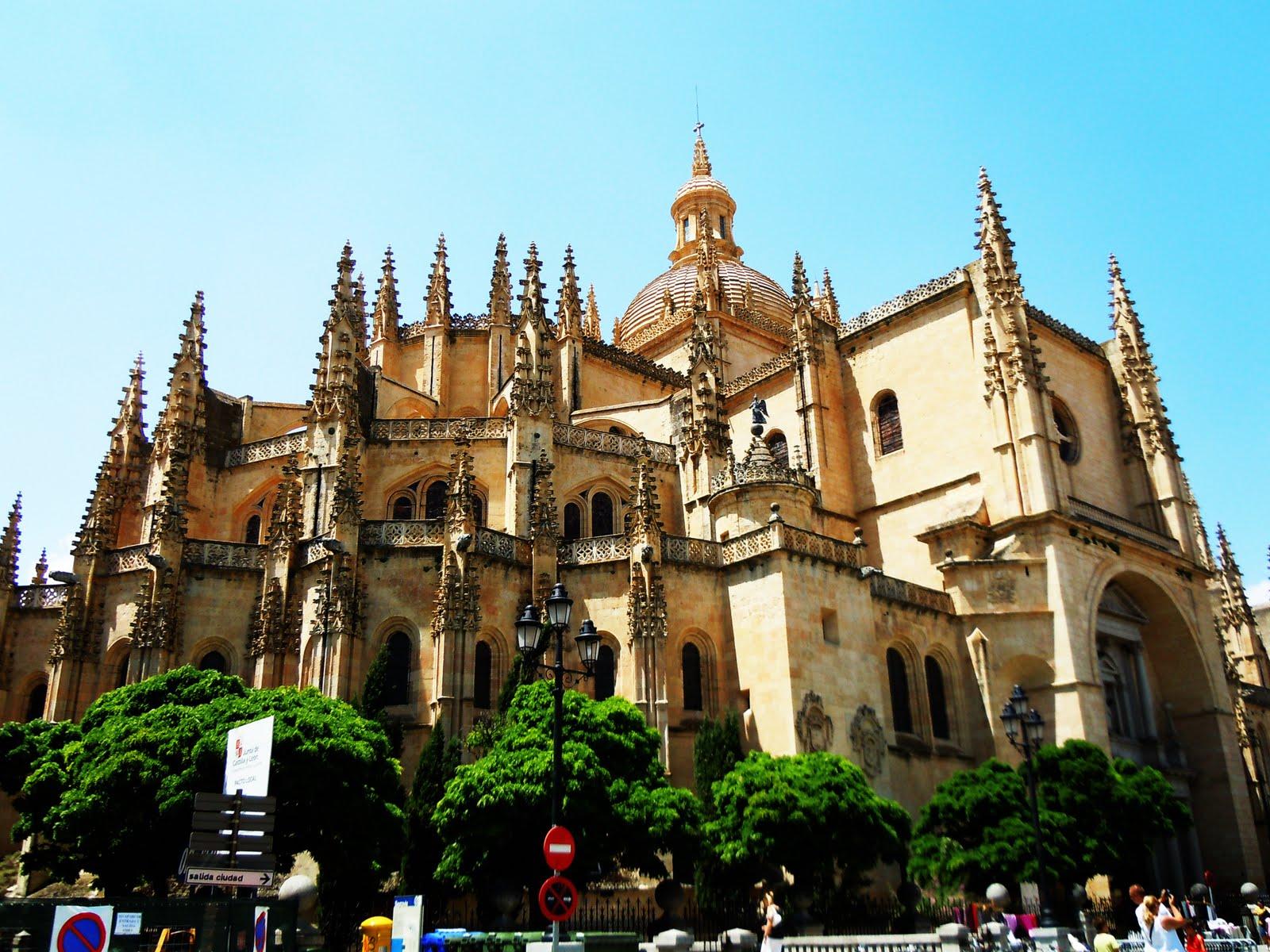 Segovia Spain  city photos gallery : Spanish Adventure: Segovia, Spain