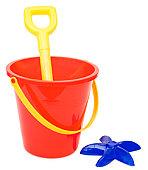 [sand+bucket]