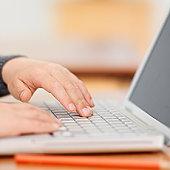 [computer+hands]