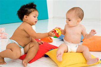 [babies+sharing]