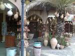 الفخار ( السوق القديم مدينة نزوى)