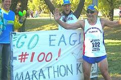 100th Marathon : 2009