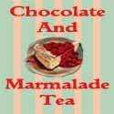 CHOCOLATE AND MARMALADE TEA