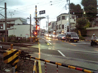 railway crossing