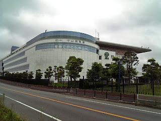 nakayama horse race course