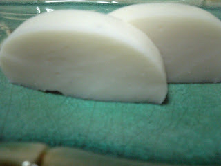 sliced kamaboko