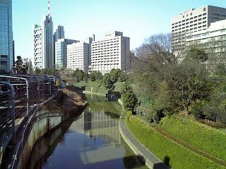 kanda-gawa(river)