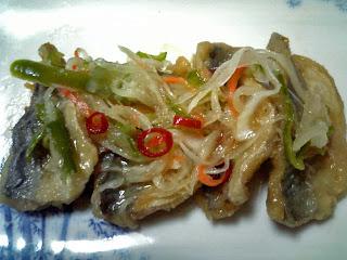 aji no nanban-zuke