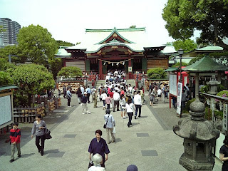 kameido tenjin