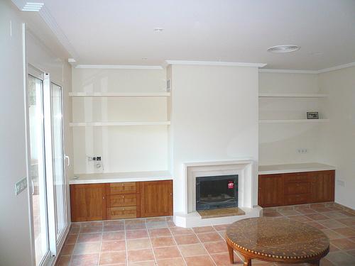 Precio pladur decorar tu casa es - Muebles para chimenea ...