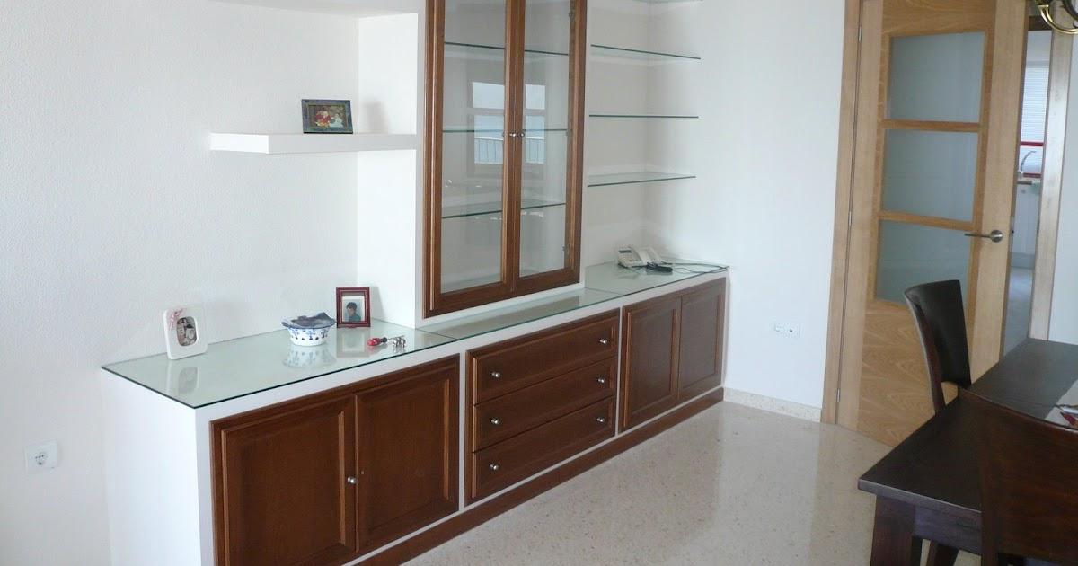 Muebles pladur mueble salon - Muebles salon alicante ...