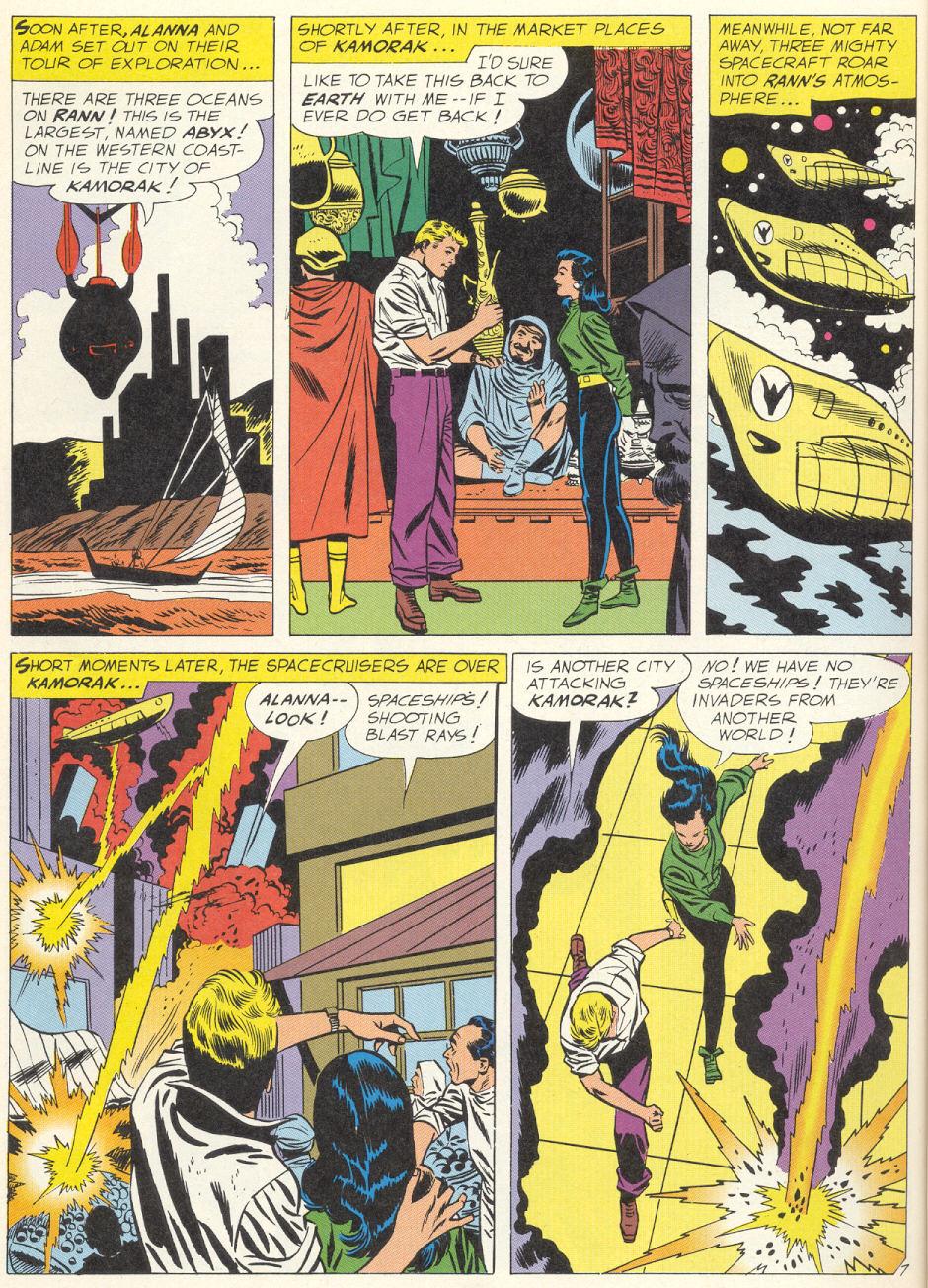 Read online Secret Origins (1961) comic -  Issue # Full - 21