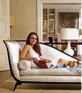 When I grow up, I want to live in Charlotte York's apartment. I re-watch Sex ...