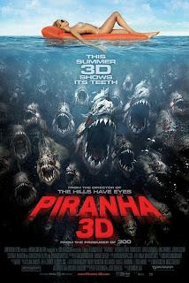 Piraña 3D online español