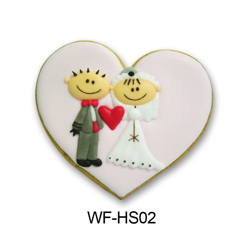 Wedding Favors Tags Singapore : ... by The Wedding Bureau Singapore: Edible Favors - Funny couple cookie