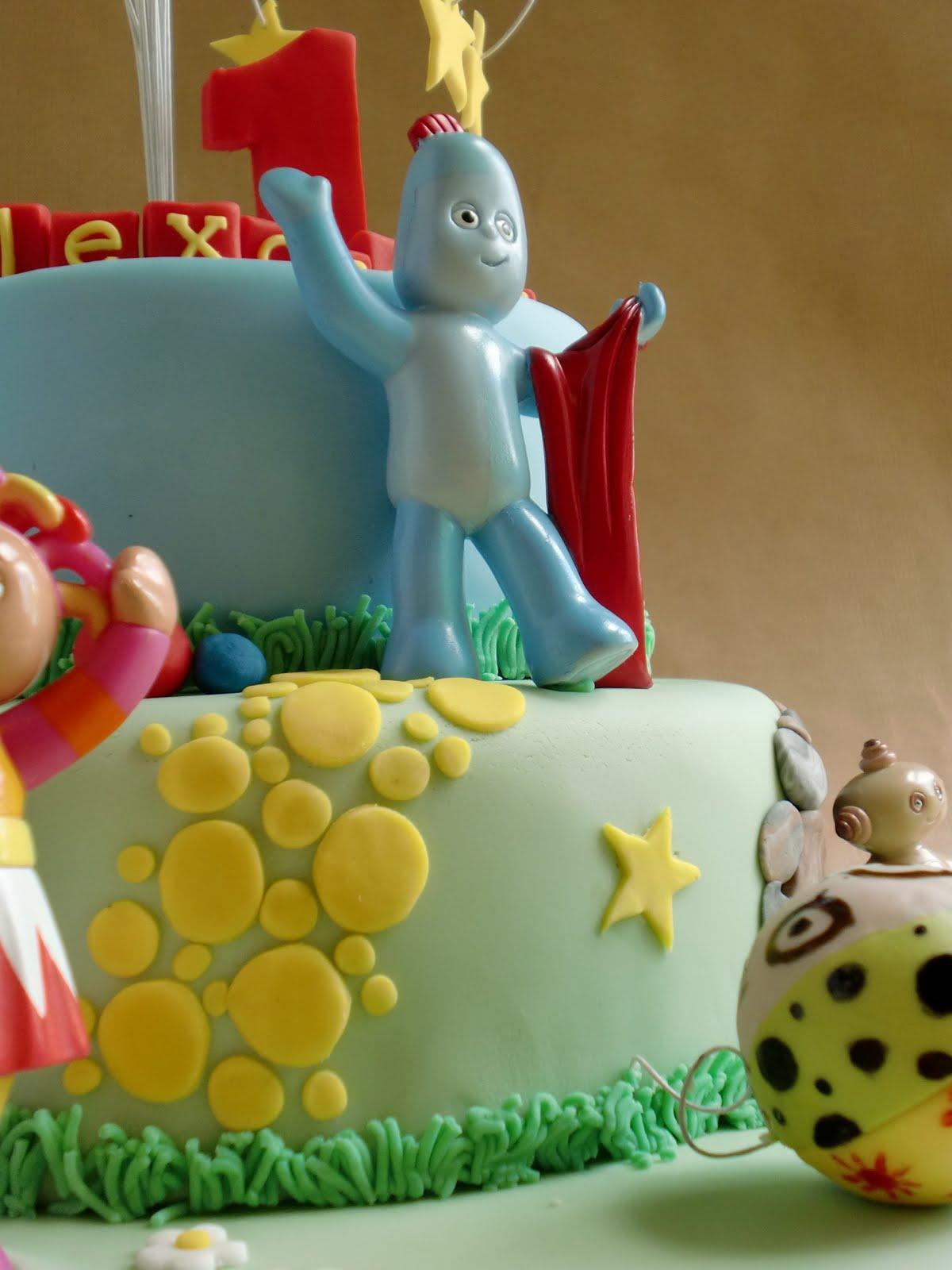 In the Night Garden | buy a cake