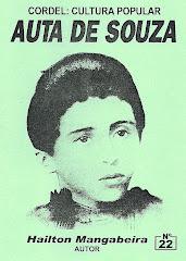 Cordel: Auta de Souza, nº 22