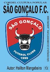 Cordel: São Gonçalo F.C. nº 72. Abril/2008