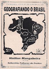Cordel: Geografiando o Brasil. nº 34