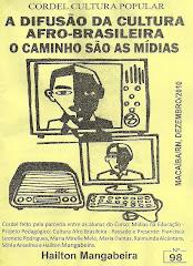 Cordel: A Difusão da Cultura Afo-Brasileira, Nº 98. Macaíba/RN, Dezembro/2010