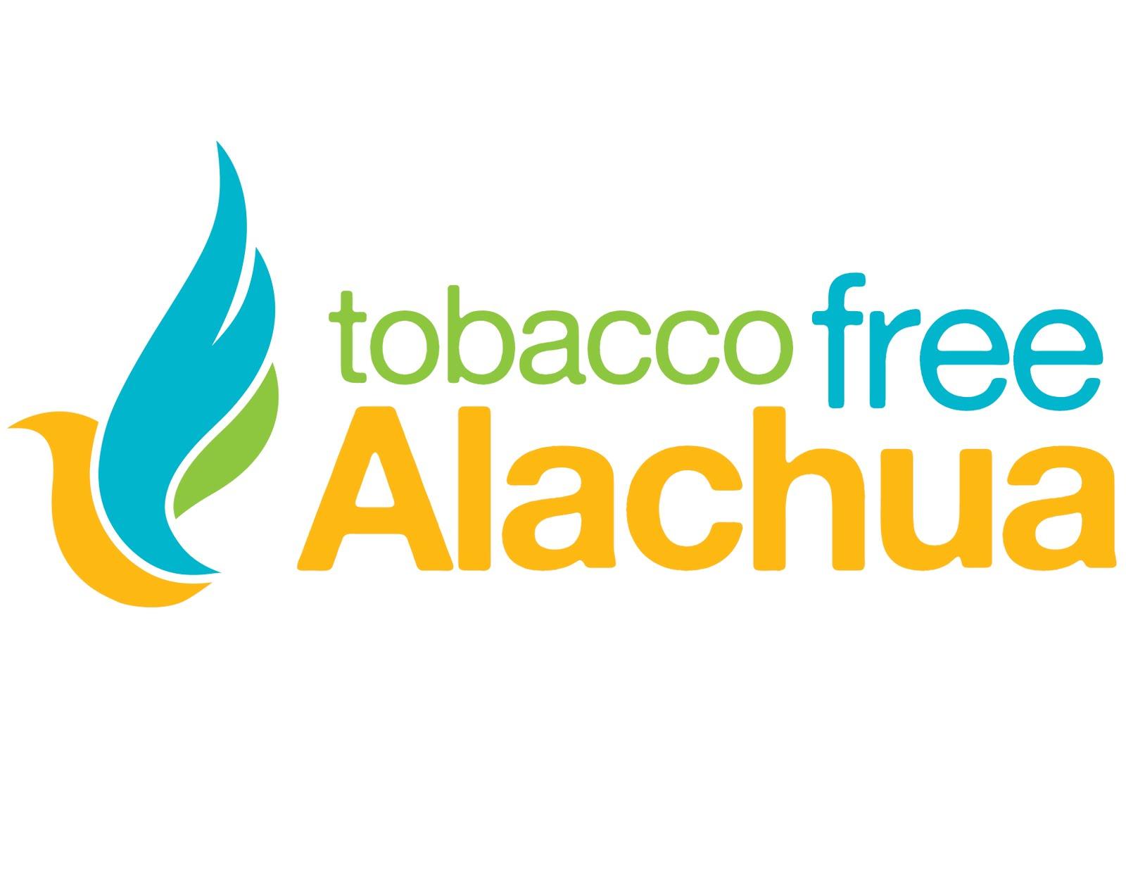 Tobacco Free Alachua Logo large
