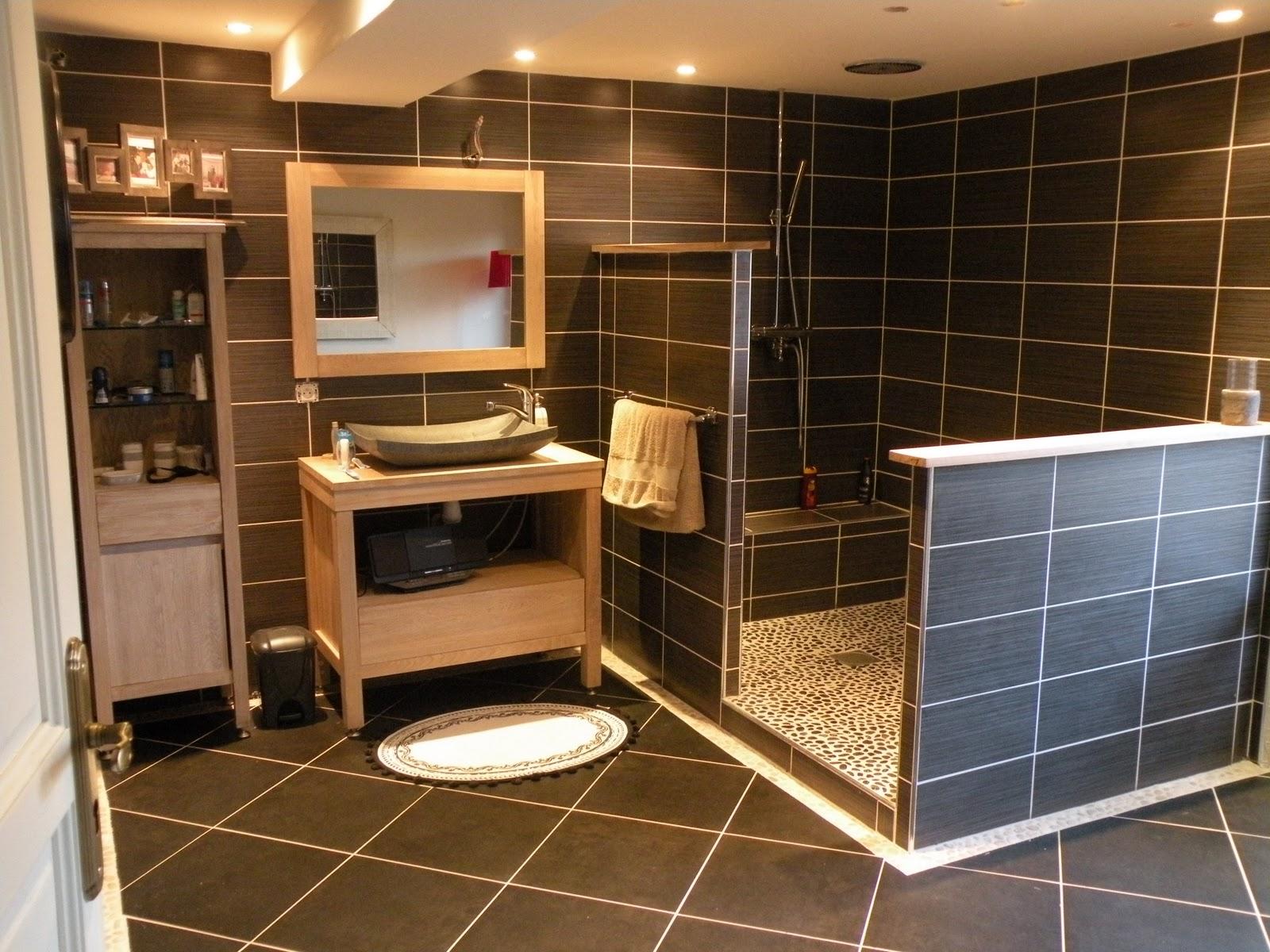 l 39 atelier des f es cr ation totale d 39 une salle de bain ambiance masculine. Black Bedroom Furniture Sets. Home Design Ideas