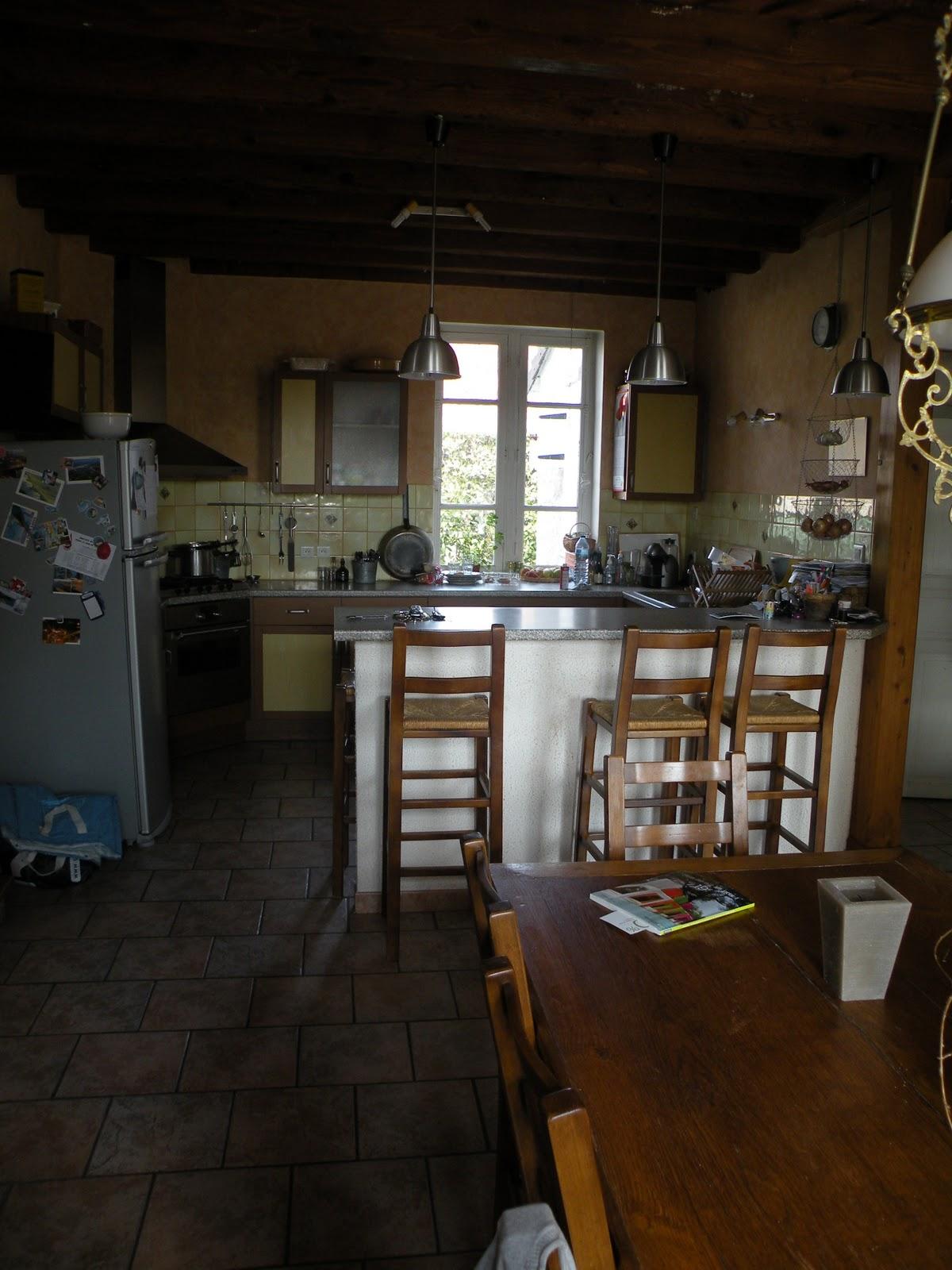 L'atelier des fées: Décoration Cuisine...Nouveaux meubles, nouveau ...