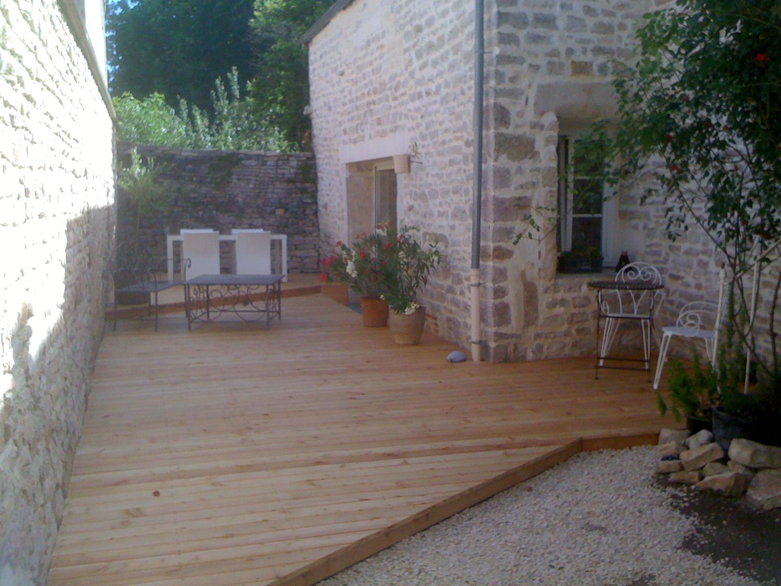 L 39 atelier des f es relooking terrasse a mercurey gros coup de coeur et merci pour m 39 avoir - Relooking terras ...