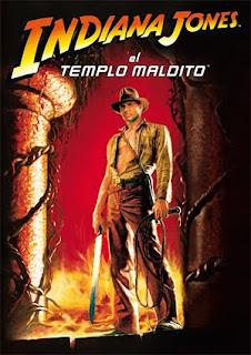 Indiana Jones 1 - 2 - 3 y 4 Indianajones+-+el+templo+maldito