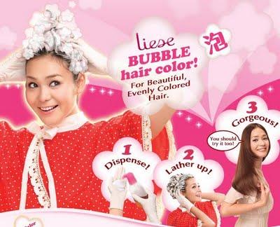 Birthday Haul + Liese Bubble lunglai