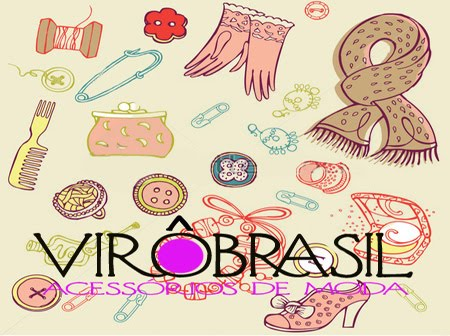 VIRÔ BRASIL - ACESSÓRIOS DE MODA