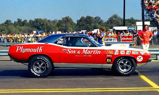 Mopar Man Sox And Martin Cuda