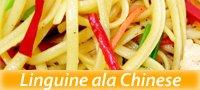 Pasta Chinese Style!