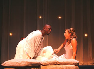 a focus on the character lago in william shakespeares othello Characters emilia emilia and iago emilia's relationship with iago is a chilling example of marital disharmony whatever love is left is felt by emilia, who tries to please iago by giving him the handkerchief.
