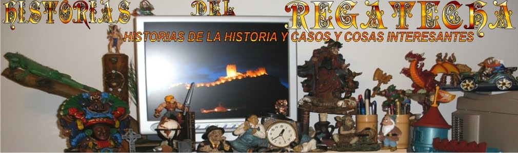 Historias del Regatecha