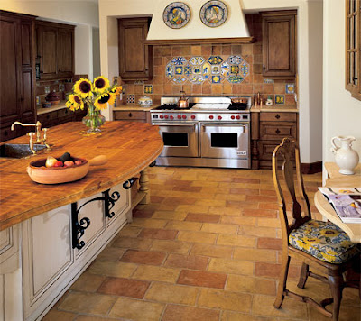 Romantic French Country Floors And Tiles Done The French Way