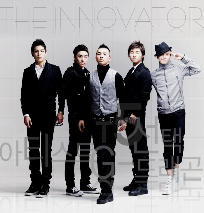 BIGBANG : The Innovator