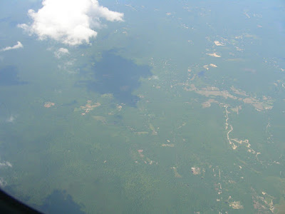 New Hampshire from the air