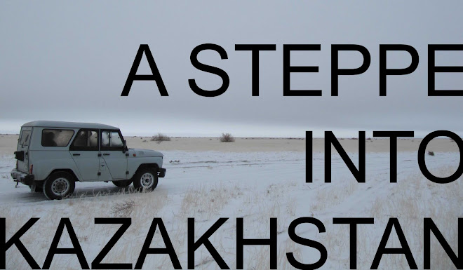 A Steppe into Kazakhstan