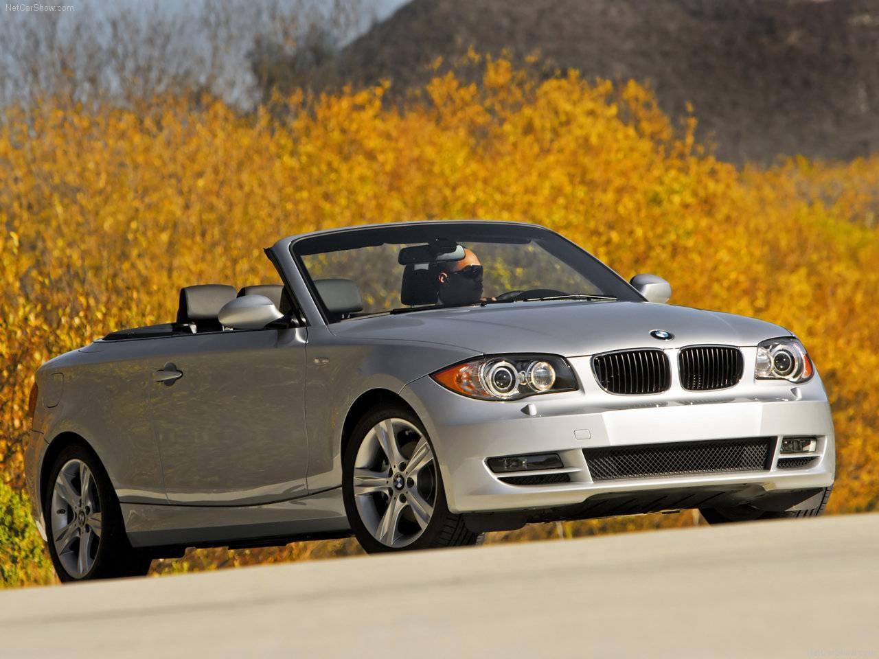 Car Pertamax 2008 Bmw 128i Convertible