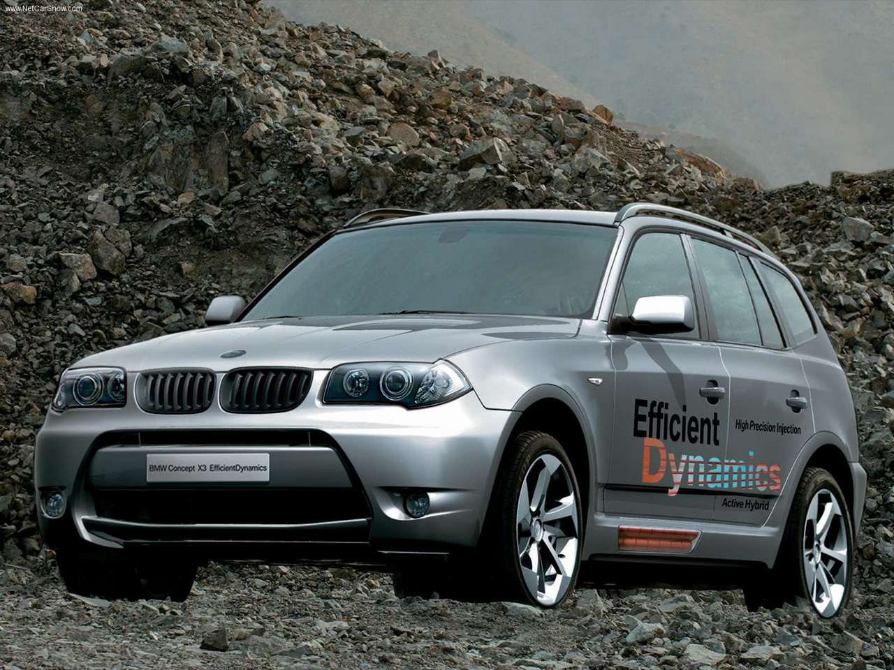 car pertamax 2005 bmw x3 efficientdynamics concept. Black Bedroom Furniture Sets. Home Design Ideas