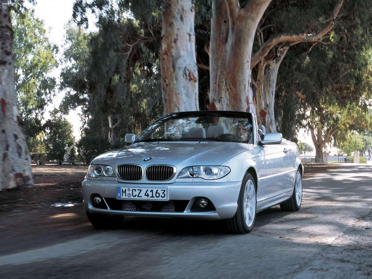 BMW - Auto twenty-first century: 2004 BMW 330Ci Convertible