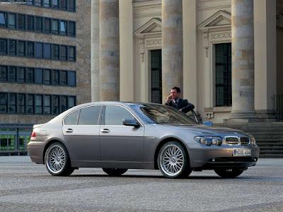 BMW - Auto twenty-first century: 2002 BMW 760i