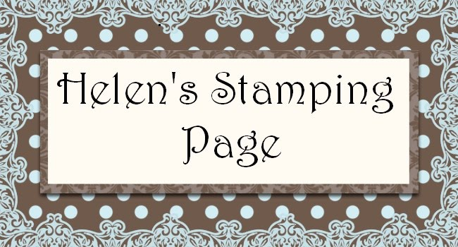 Helen's Stamping Page