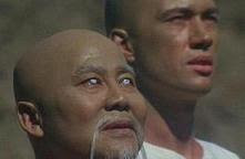 Master Po and Kwai Chang Caine from the 1970's TV series Kung Fu