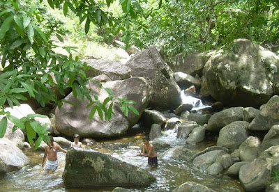 Khao Lak, Waterfall