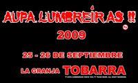 aupa lumbreiras 2009