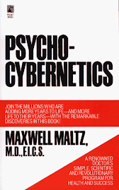Psycho Cybernetics written by Maxwell Matlz